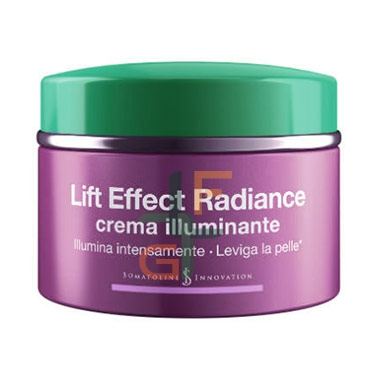 Somatoline Cosmetic Linea Lift Effect Radiance Crema Illuminante Viso 50 ml